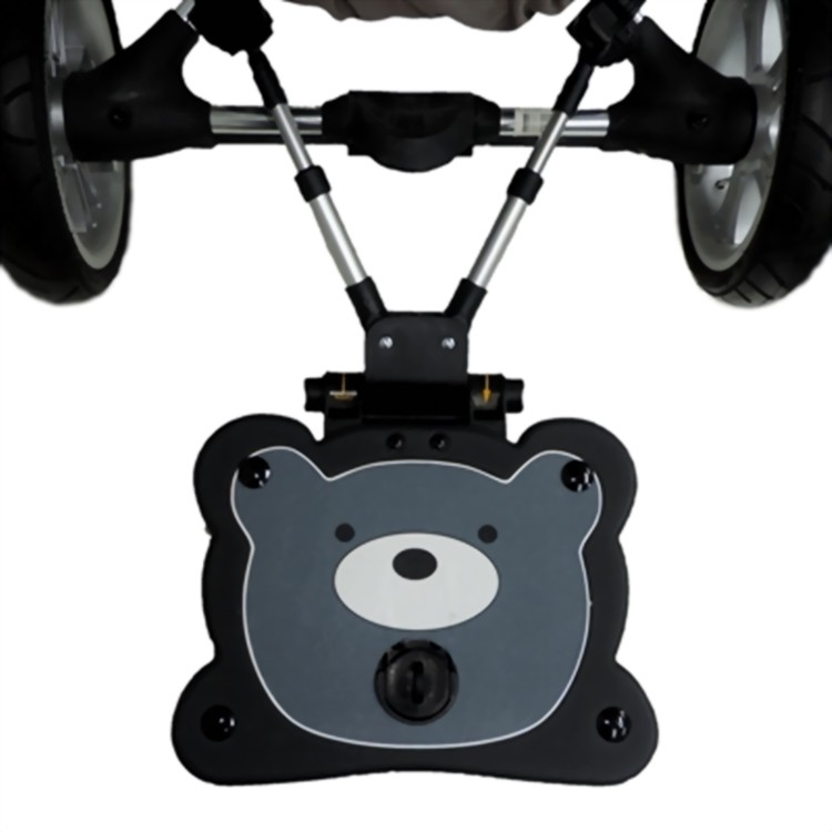 Cozy Stroll Griffverlängerung für Kinderwagen und Buggys