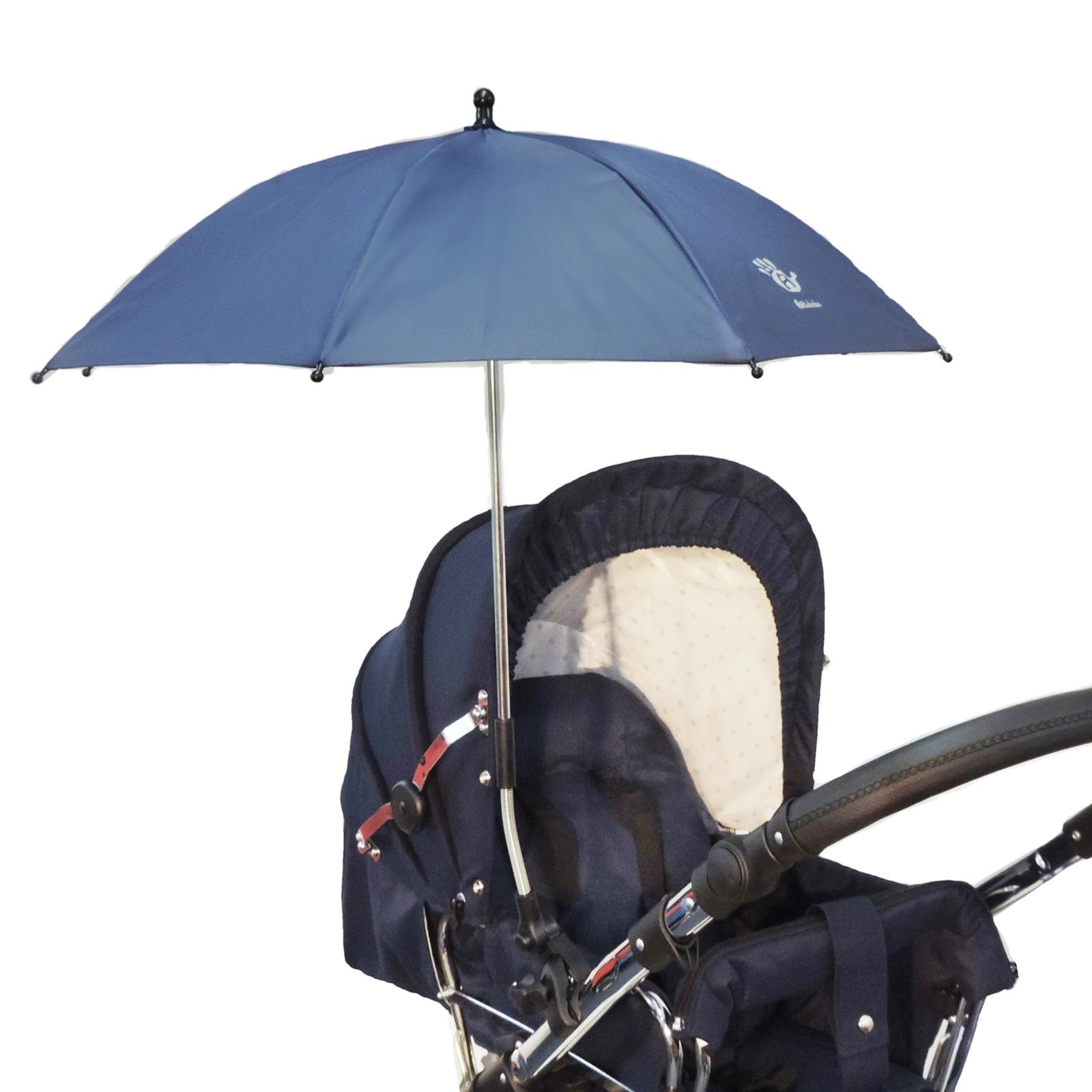 Kinderwagen Sommer-SET SOMMERFUßSACK SONNENSCHIRM Schirm Fußsack Buggy Kinder